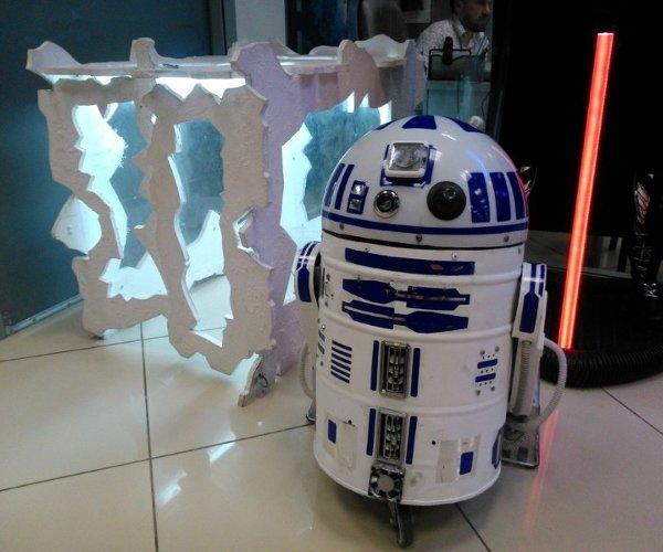 Спасти R2D2